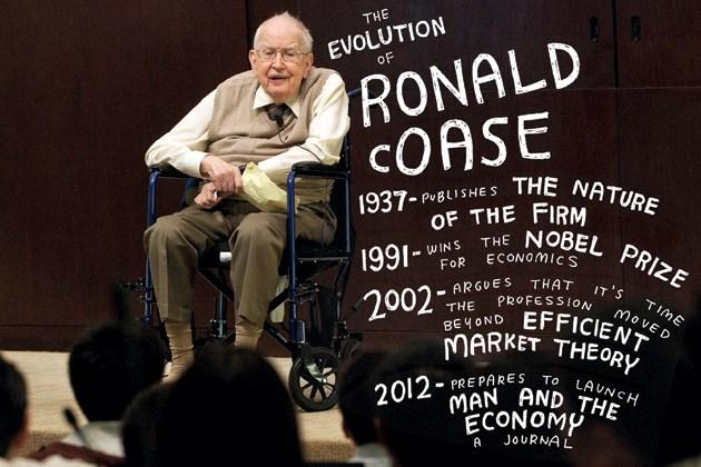 我成为经济学者的演化之路