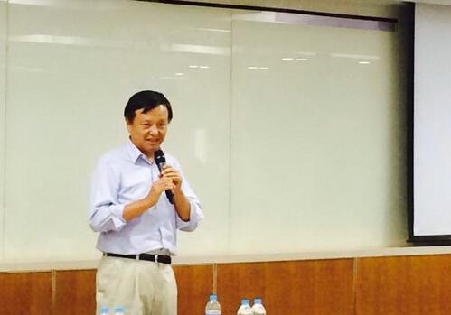 """职场""""心灵鸡汤""""——港交所执行总裁李小加"""