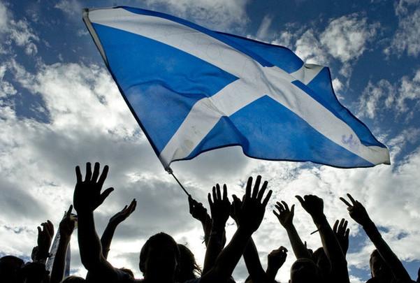 苏格兰公投:英帝国的辉光与返光