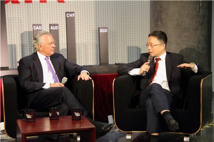 清华:美联储达拉斯分行主席费舍尔来访