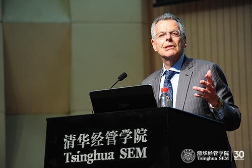清华:诺奖得主Scholes讲期权四十年