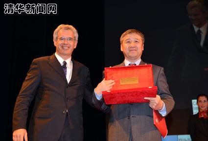 """清华:汪晖教授获意大利""""帕西奥利奖"""" 为首位获奖中国"""