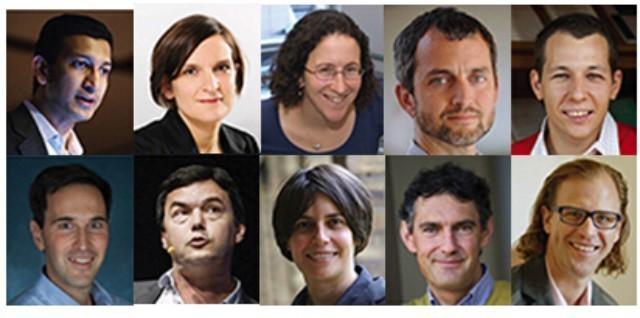 全球青年经济学家之最   ——最具影响力的25位青年经济学家