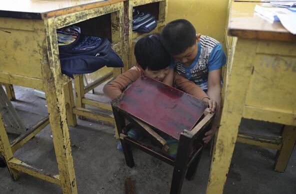 中国农民工子弟学校的质量研究:来自长期的证据