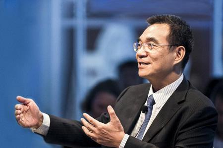 林毅夫中国经济专题课程—中国经济发展的前景和挑战