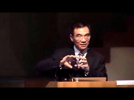 林毅夫马歇尔讲座——发展与转型:思潮、战略和自生能力