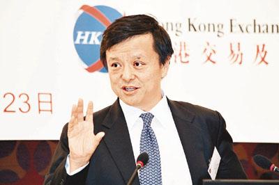 港交所总裁李小加:写在沪港通前夜的心里话