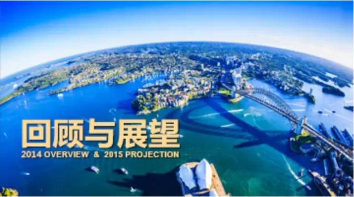 中国境外投资:2014年回顾及2015年展望