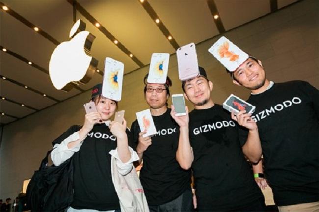 创纪录?iPhone6s三天销量或破1500万!