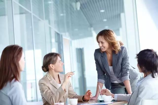 女性能给企业带来积极的影响?