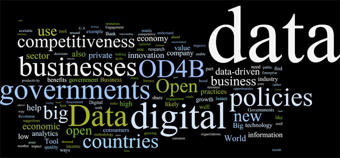大数据正在改变企业营商模式