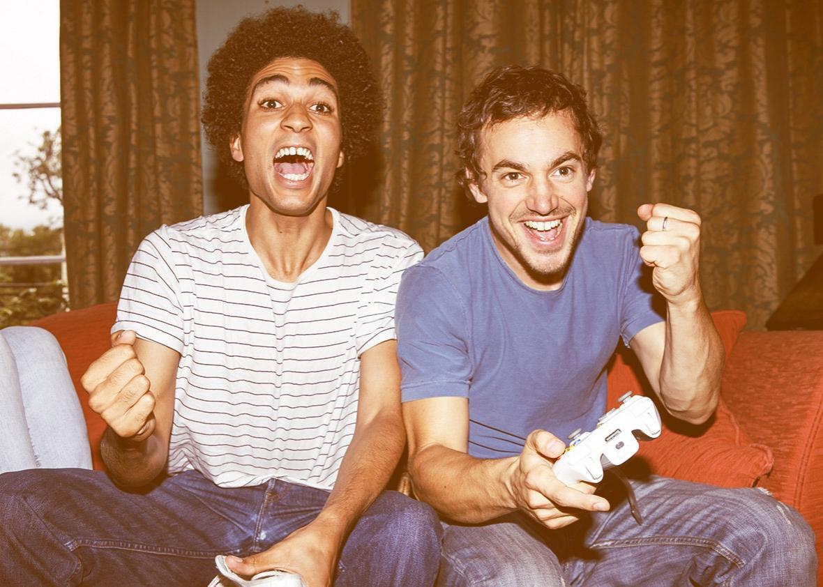 玩电子游戏,让大脑学会抵抗抑郁