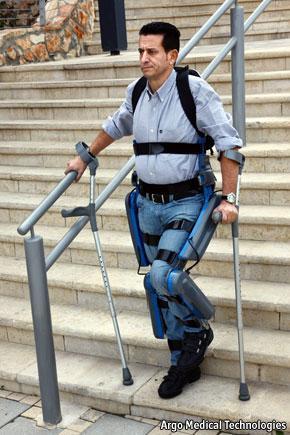 合身的裤子—重拾行走的能力