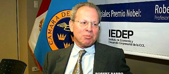Robert Barro:L型即将到来?