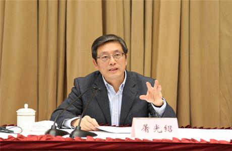 上海副市长屠光绍任中投公司总经理