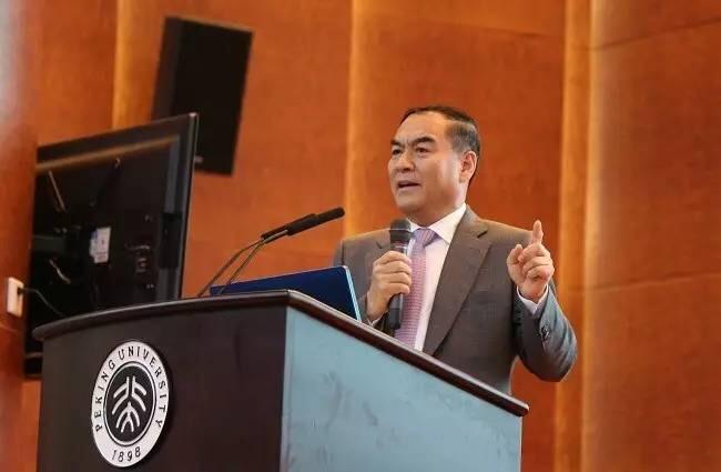 邵平:新常态下的中国银行业发展之路