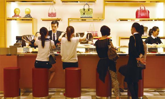 2016年中国奢侈品行业报告