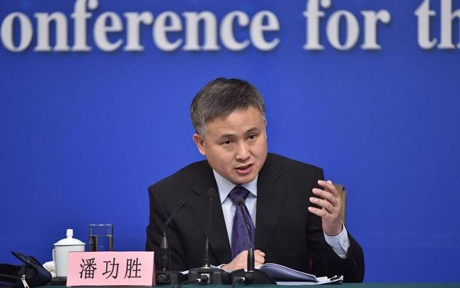 专访国家外汇局局长潘功胜:打开的窗户不会再关上
