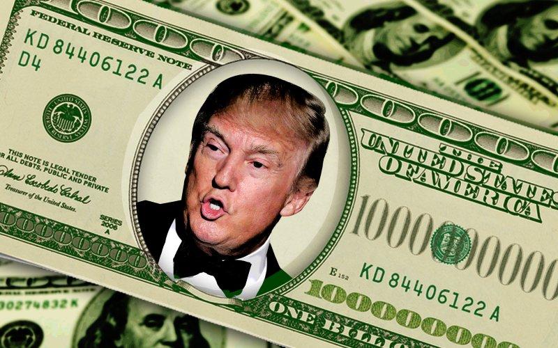 """债务太大特朗普如何省钱:打破美国公务员的""""铁饭碗"""""""