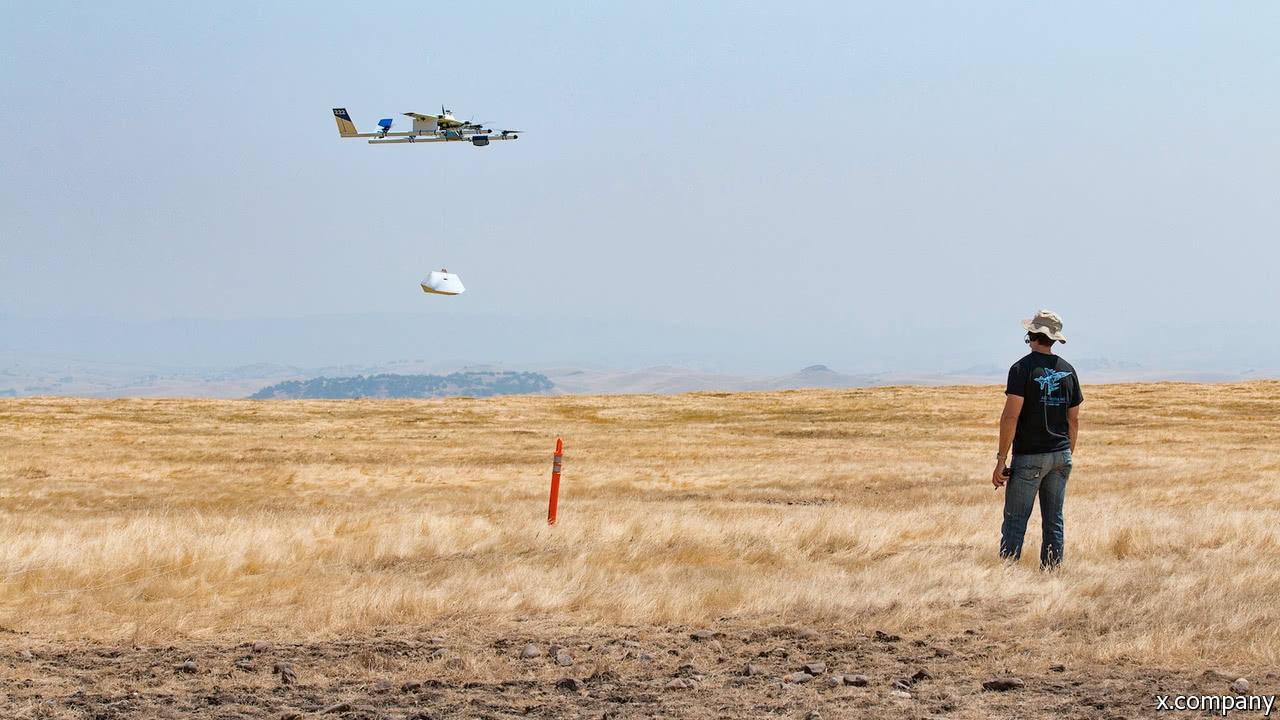 无人机快递是否可行:为何比预想的更遥远