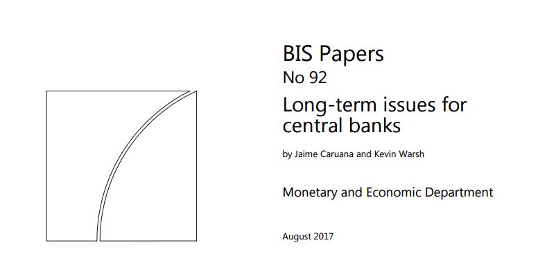 中央银行的长期问题