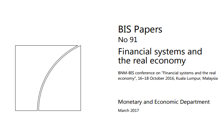 金融系统与真实经济