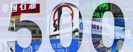 中国企业500强榜
