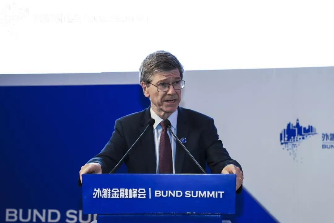 美经济学家杰弗里·萨克斯:未来十年人民币将与欧元、美元