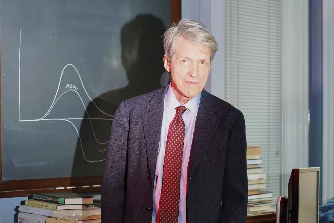 诺奖得主罗伯特·席勒:比特币滋养了我们最原始的欲望