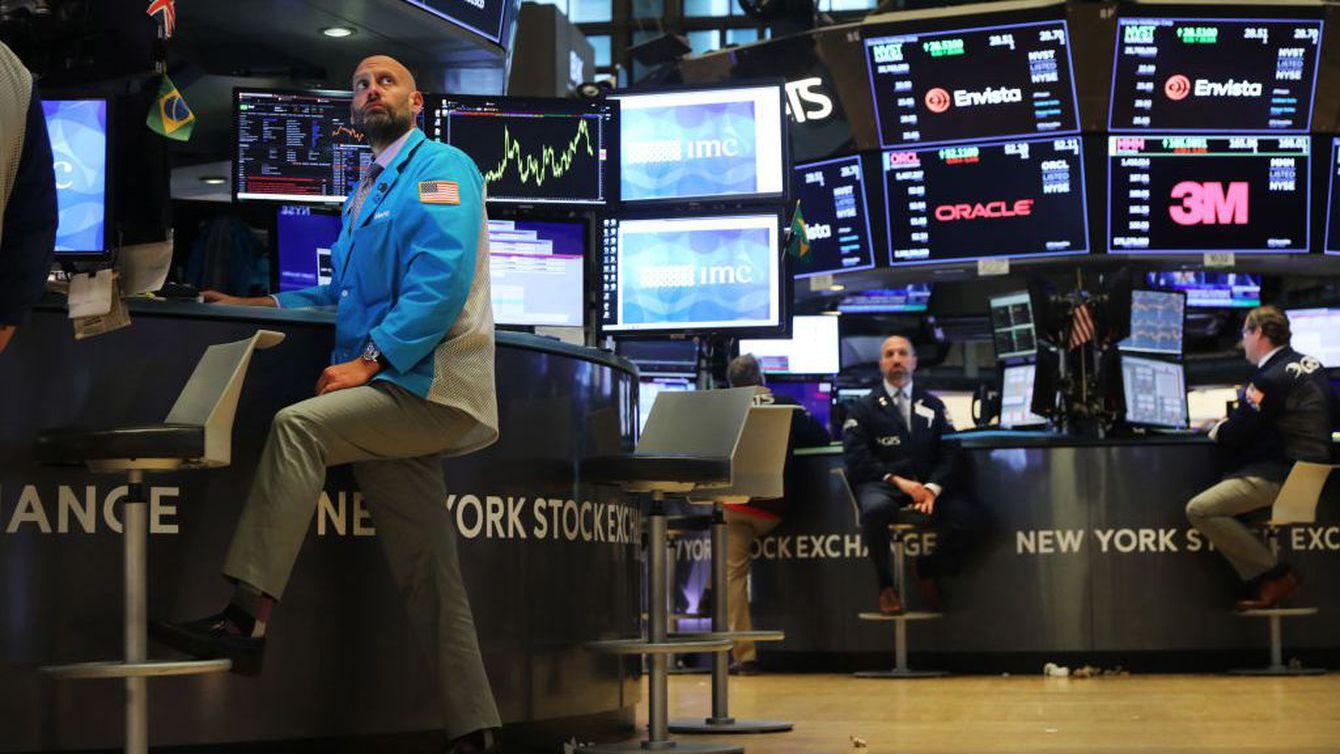 金融市场:过去的十年