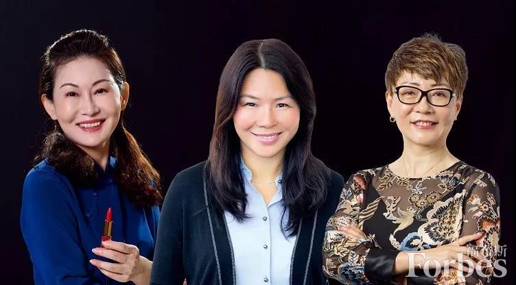 福布斯中国发布最杰出商界女性排行榜