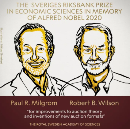 斯坦福师生分享2020年诺贝尔经济学奖