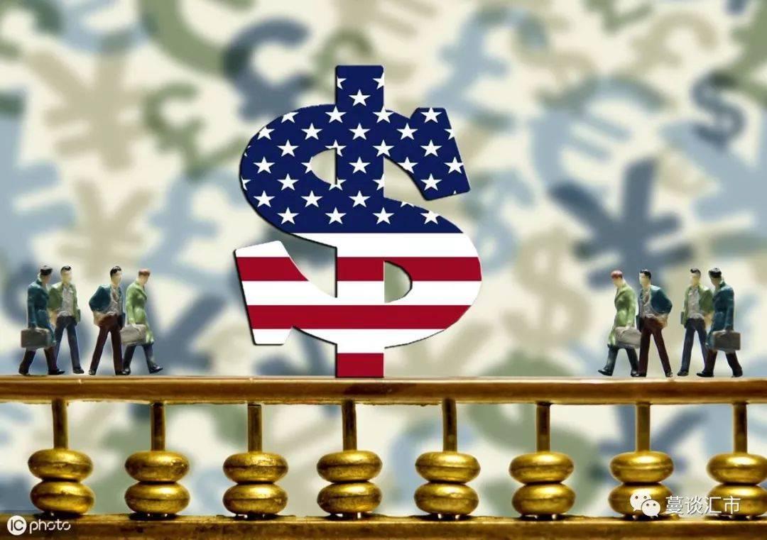 华尔街预测:美国今年经济增速约7%